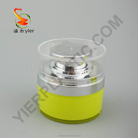30ml 50ml 70ml Round Arcylic Airless Bottle With Premium Quality
