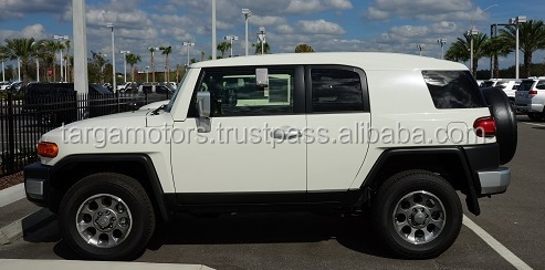 2014 TOYOTA FJ Cruiser AWD 3.5L V6 (LHD NEW CAR)