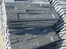 Slate stone wall cladding for wall decorative, prefab stone wall