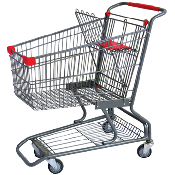 Trade Assurance Hot Selling Shopping Carts For Seniors Electric Shopping Carts Wire Shopping