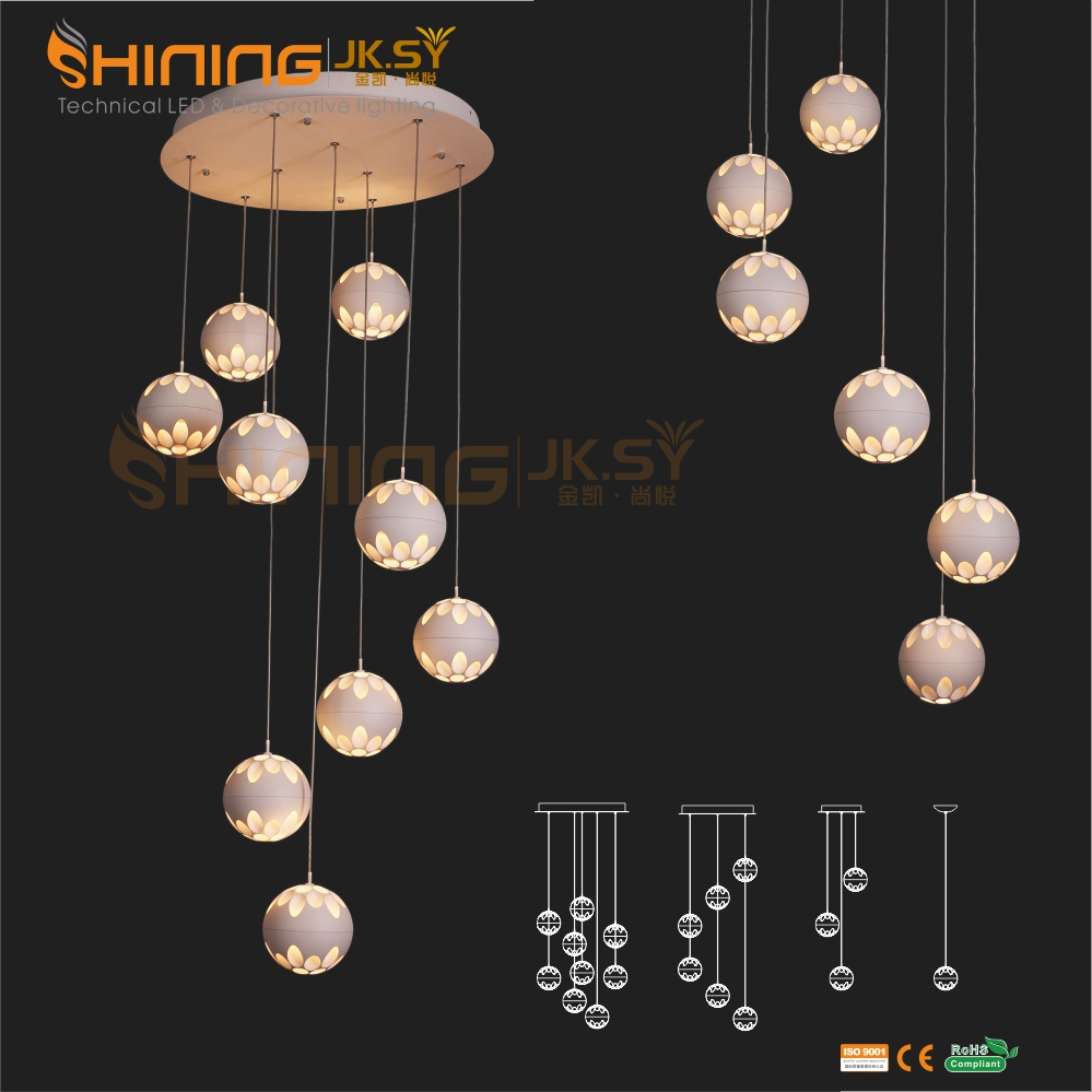 Hot Sale Modern Pendant Lamp LED Chandelier Light Modern LED Pendant Light Pendent Light Manufacturer Wholesale Price