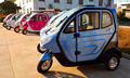 fully enclosed tricycles bajaj/motorcycle/e auto passengers rickshaw/tuk tuk/bajaj/cyclomotor 21000027