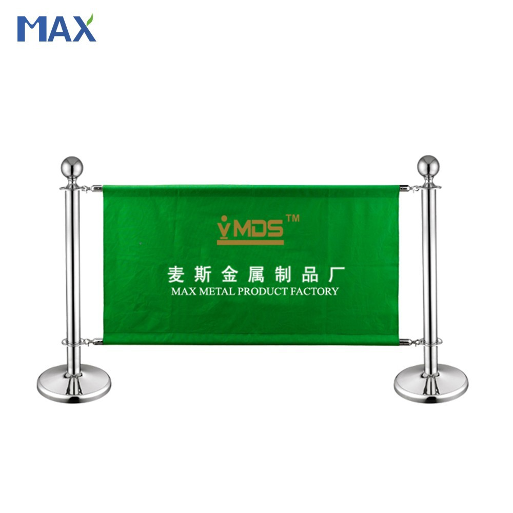 cafe breeze banners barriers