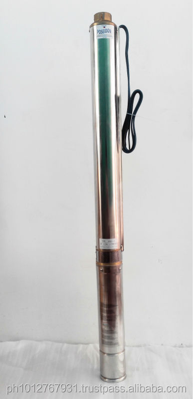 Oil Filled Solar Submersible Pump 4SPM8-10-C