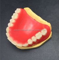Dental Full/Complete UPPER Acrylic Denture Try in Supplies