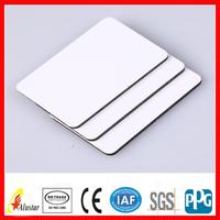 mill finish light reflection aluminum composite panel