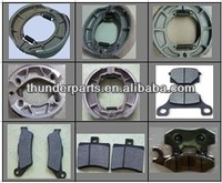 Mondial motorcycle brake parts,brake pad,brake shoes