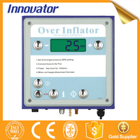 Automatic digital wall mounted tire inflator with gauge IT690