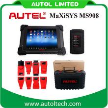 Multi vehicle diagnostic tool MS908 MaxiSys universal car diagnostic machine for all cars autel maxisys ms908