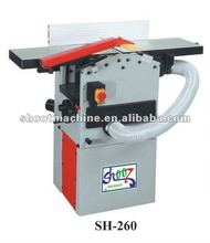 Woodworking machine SH-260 with 2000mm planer length and 400mm width planer and 3kw motor
