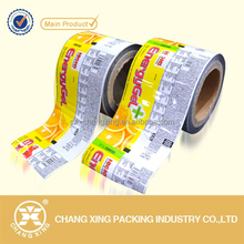 Food grade nylon material plastic packaging roll film for candy bar wrapper