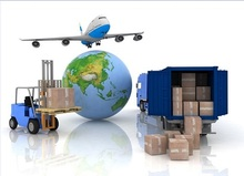 Air freight shipping cargo China to Bradley Apo Of Hartford Birmingham Nashville Boise Boston