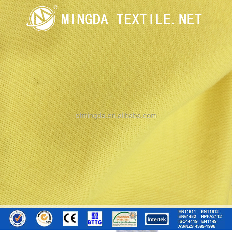 hot sale in China EN388 anti cut para aramid fabric for safety glove and military garment
