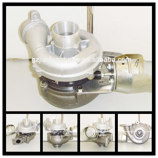 sale for GT1544V turbocharger 753420-5005S Turbo 753420-0005 9663199280