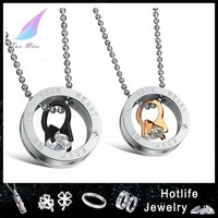 christmas 2014 new hot items gifts couple design scarf pendant ring
