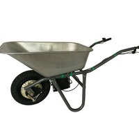 "True Value""s Vendor 24V 350W 450W geared hub motor electric power wheelbarrow in China"
