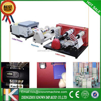 Hot Sale Customized adhesive label printing machine die cutting / label cutting machine / label cutter