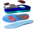 Arch Support Massaging Gel Silicone Shoe Insole