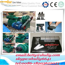 good quality coal slime making machine/Coal and charcoal extruder machine/carbon black extruding machine