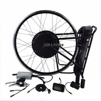 Easy Assemble Rear/Front Bicycle CE Certification 36 Volt Electric Wheel Geared Hub Motor Kit