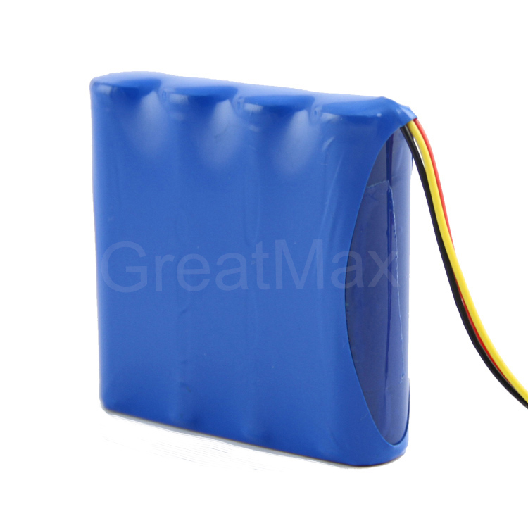 Customized rechargeable 12v 18650 battery pack for electric vehicle