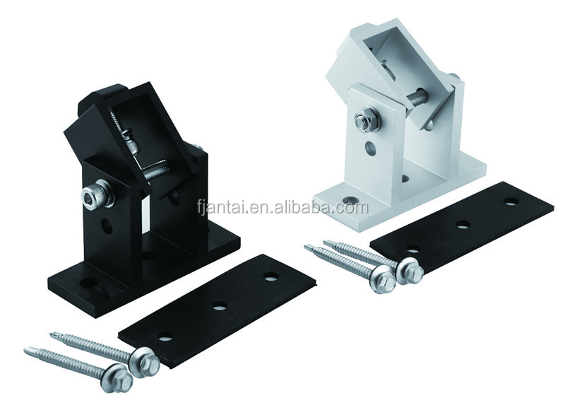 Adjustable Tilt Flat Roof Mounting System