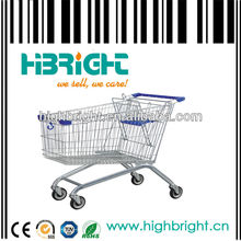 shopping cart supermarket trolley 180L