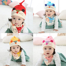 new collection happy mouse cotton baby beanie hat