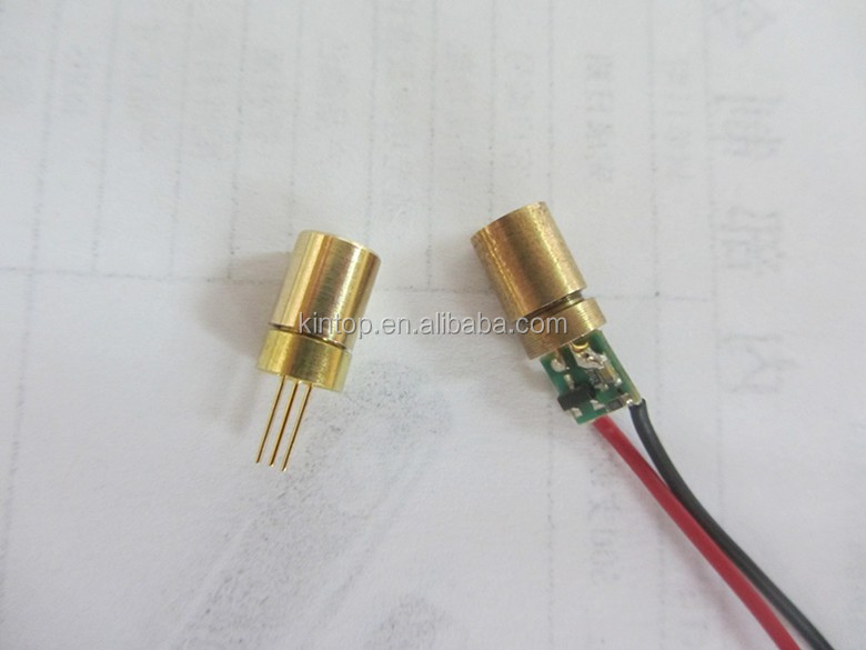 Hot selling laser module 5mW 650nm laser diode with TO18 for laser equipment