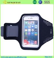 2016 Free Sample Wholesale ultrathin breathable Custom Sport Phone Armband For Samsung Galaxy S6