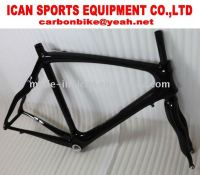 2011 Carbon racing bike frame