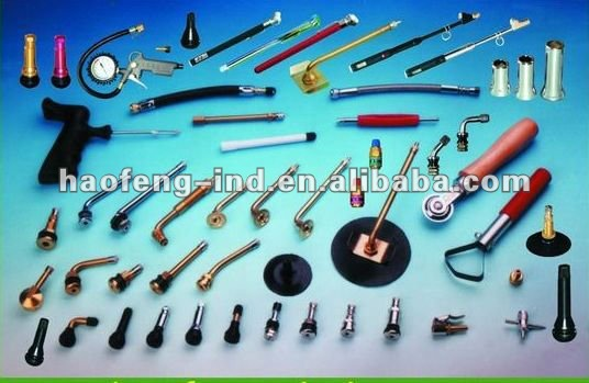 Tire accessories, tire repair tools