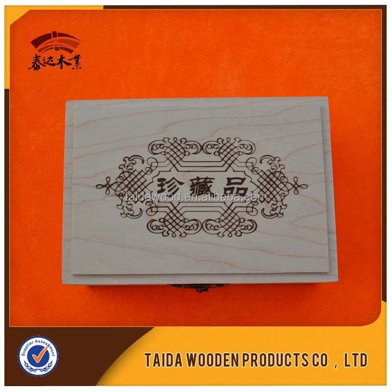 China Supplier Wooden Tea Chest