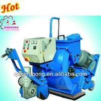old coating cleaning machine manufacturer from China/road shot blasting machine/floor shot blaster