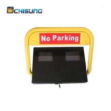 Remote Control Easy Use And Installation Solar Parking Lock Equipment
