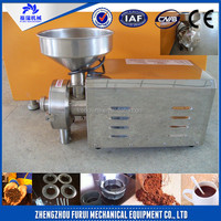 Hot selling corn flour milling machine/commercial flour mill for sale