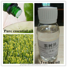 Pure essential oil tea tree oil for For Beauty and removing acne