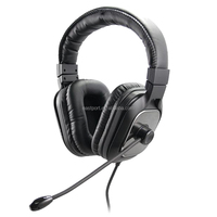 3D Wired Big Headset for PS4