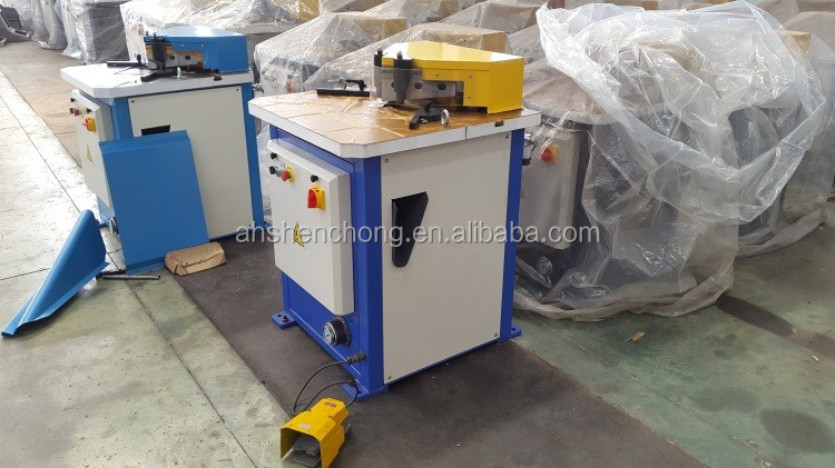 sheet metal notching machine
