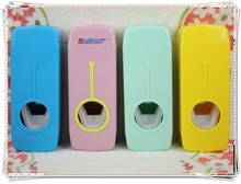 2016 new product convenient and efficient Toothpaste Dispenser
