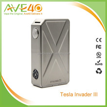 Tesla Invader III 240W Box Mod Invader 3 hot selling in indonesia