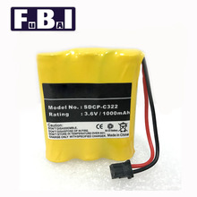 NI-CD 3.6V AA 1000mAh Cordless Phone battery