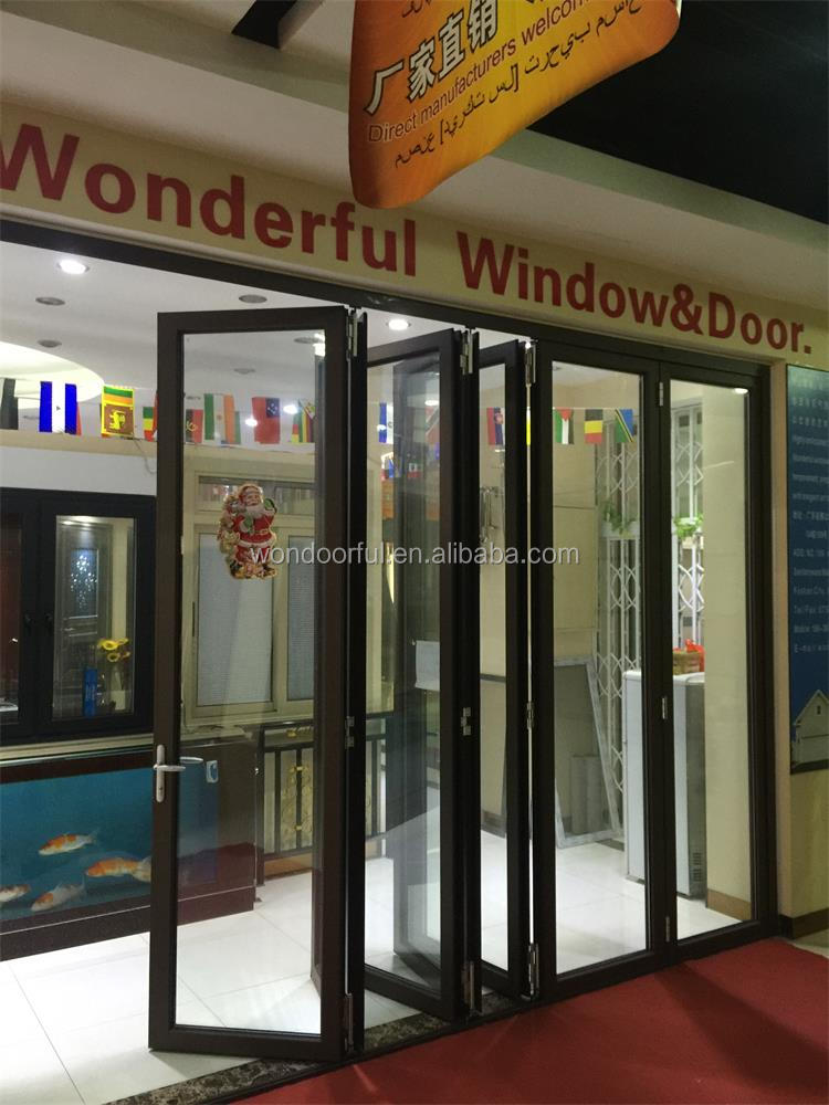 modern china suppliers accordion door lowes