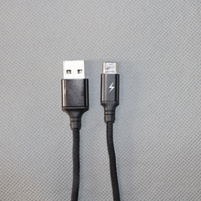 High Quality Mobile USB Cable Micro Nylon Braided USB Charger Cable