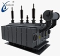 10mva oil-immersed low loss 66/11kv power transformer