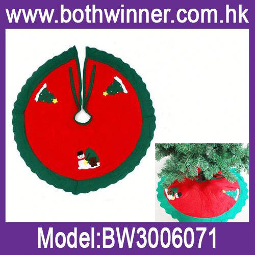 Christmas decoration fabric angel ,h0tfW cheap christmas tree skirt for sale