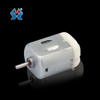 Flat style 130 micro electric mini fan motor