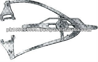 Park Guyton Eye Speculum Mobile fenestrated blades