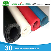 Customized composite anti-static rubber sheet