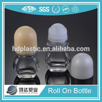 glass bottle for cosmetic packaging